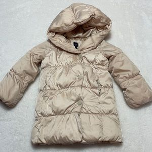 Baby Gap Soft Poufy Cozy Winter Jacket Coat 5T
